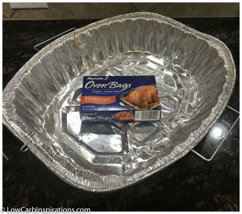 Easy Thanksgiving Turkey Recipe in Pickle Juice Brine