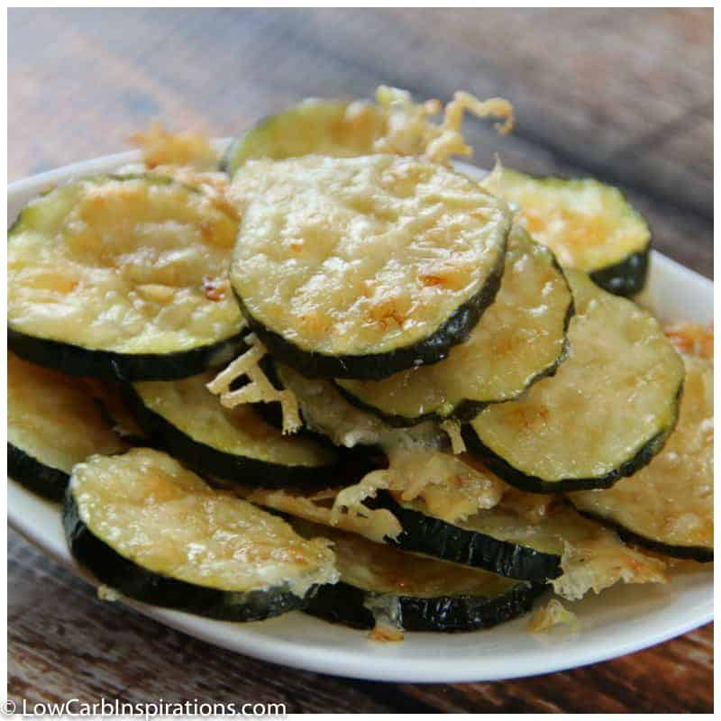 Keto Zucchini Chips Recipe