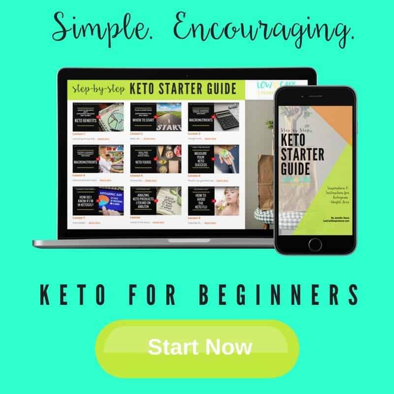 Start Your Keto Journey Here
