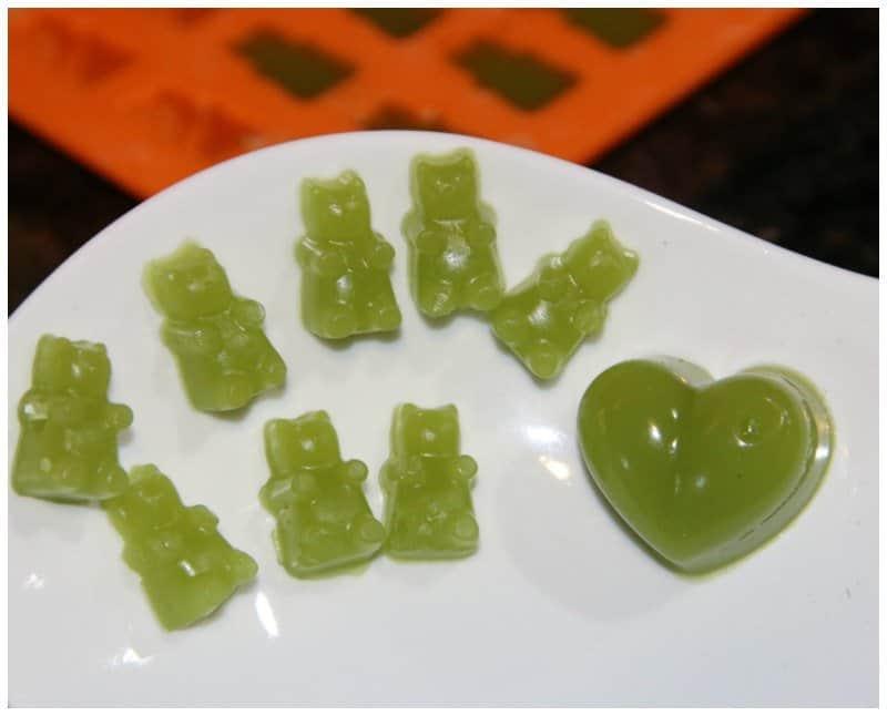 Sugar Free Gummies Recipe