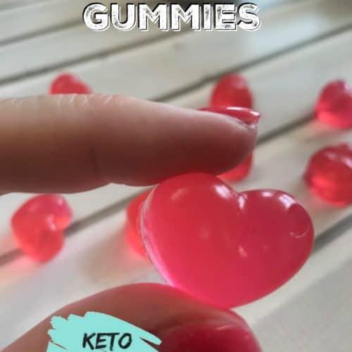 Sugar Free Gummy Bears Recipe