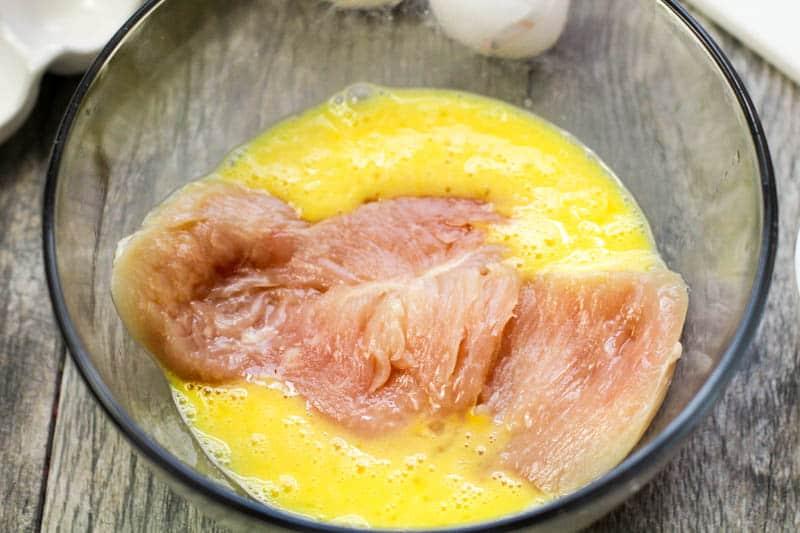 Low Carb Chicken Cordon Bleu Recipe
