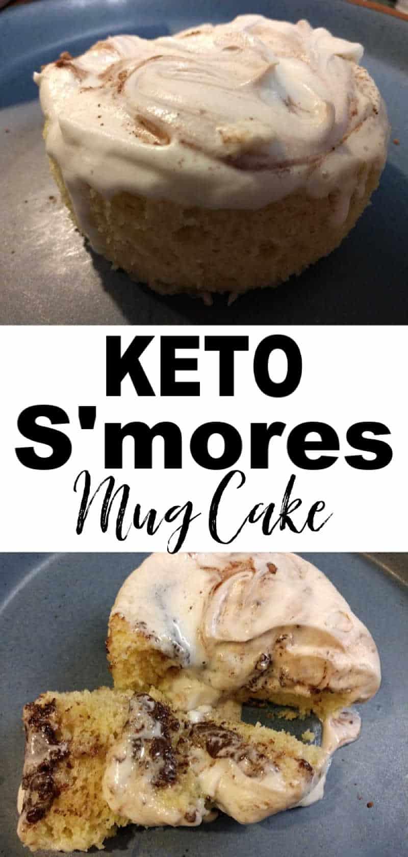 Swerve Chocolate Mug Cake Recipe