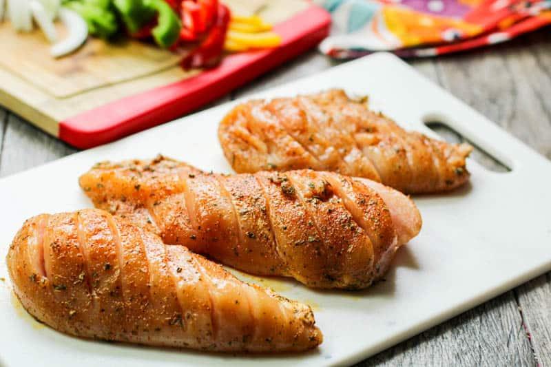 Low Carb Cajun Stuffed Chicken Recipe