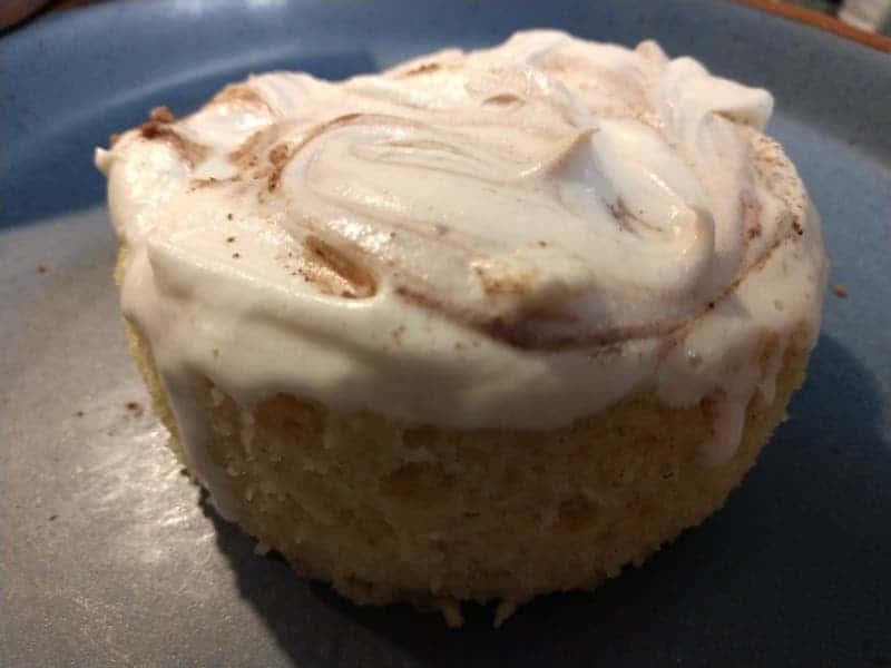 Keto Recipe For Cake In A Mug: Keto Smores Mug Cake Recipe