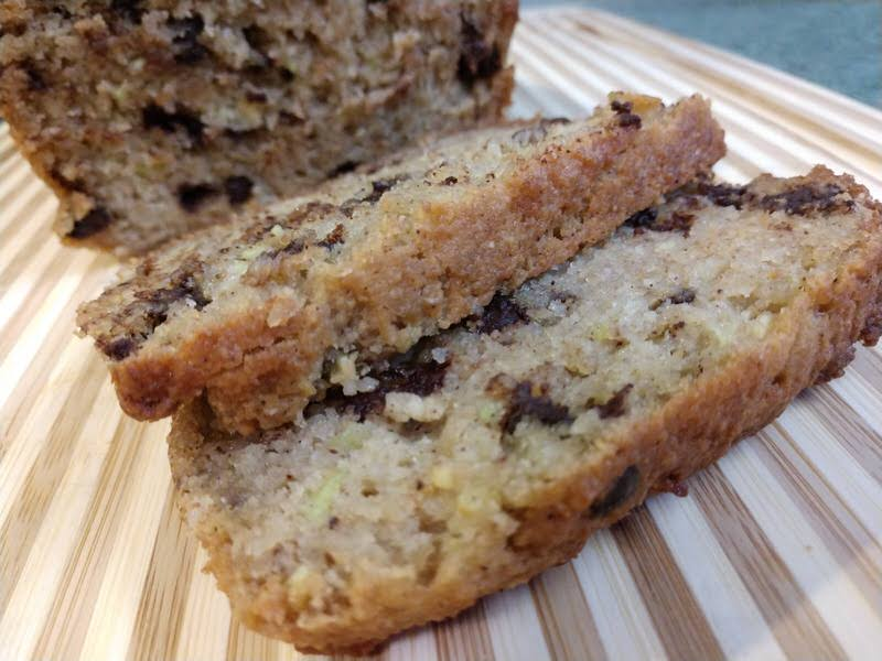 Keto Sweet Zucchini Bread Recipe
