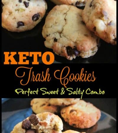 Keto Trash Cookies Recipe