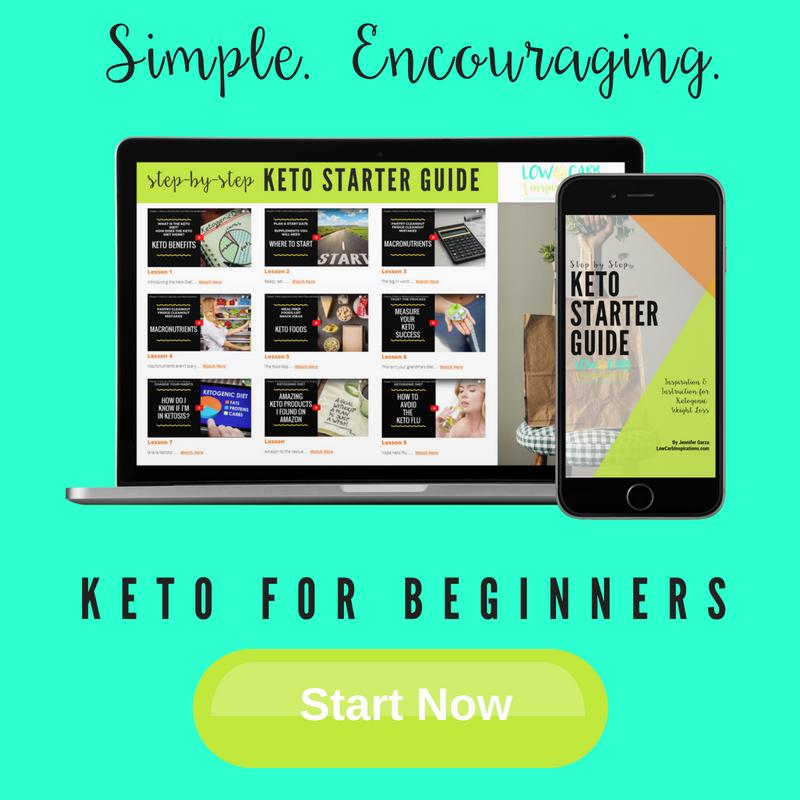 Keto Starter Guide