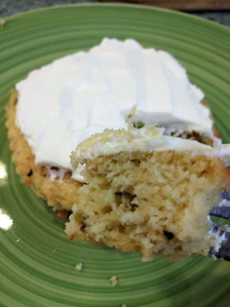 Keto Sweet Pistachio Muffins Recipe