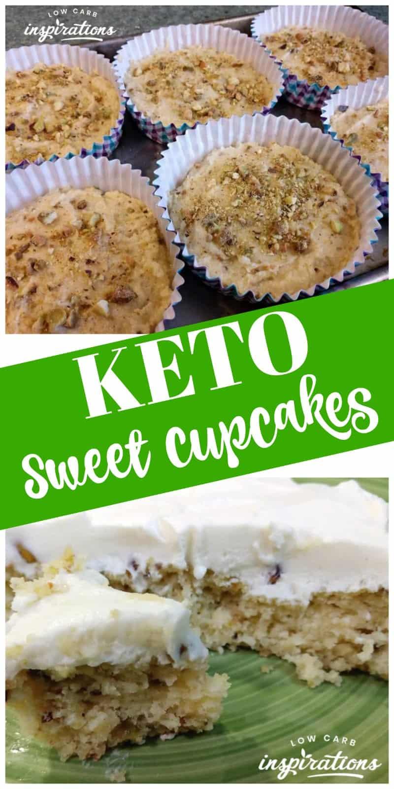 Sweet Keto Muffins