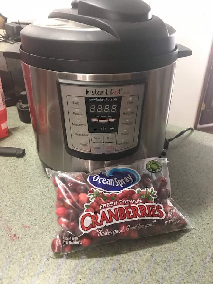 Sugar Free Keto Cranberry Sauce recipe