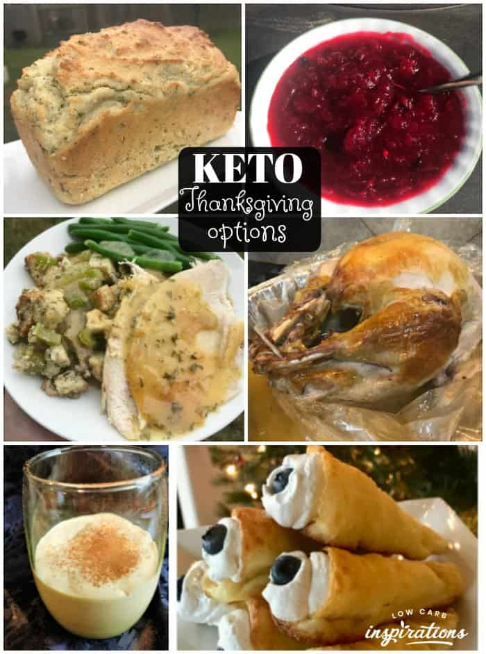 Keto Thanksgiving Day Recipes