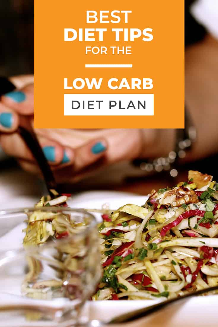 These low carb diet tips will help you be successful on your weight loss journey and give you the best diet information you need to know as you get started.