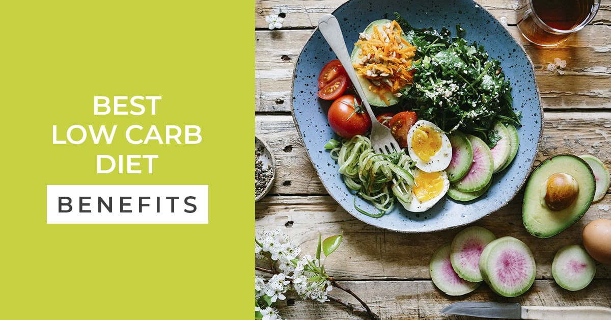 Looking for benefits of a low carb diet? These are the best low carb diet benefits you need to be successful on your weight loss journey.