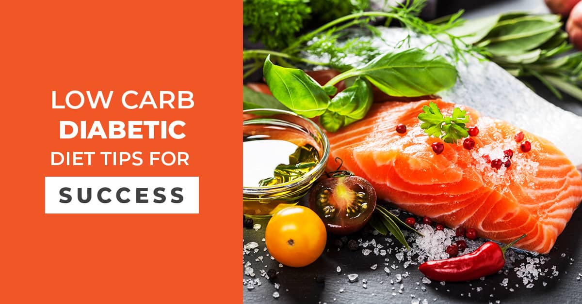 Being diagnosed with diabetes is hard and perhaps you've looked to the low carb diet for help. For those looking for low carb diabetic diet tips, these are just for you!