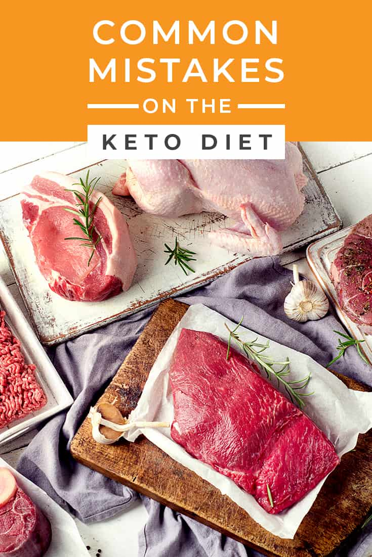These common keto mistakes to avoid on the ketogenic diet are essential to avoid so you can maintain the keto lifestyle. #4 was a game changer for me!