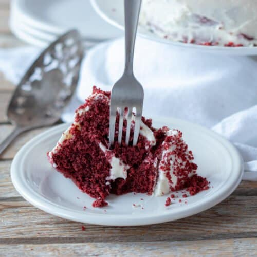 How to Make Sugar Free Red Velvet Cake - Keto Friendly Cake!