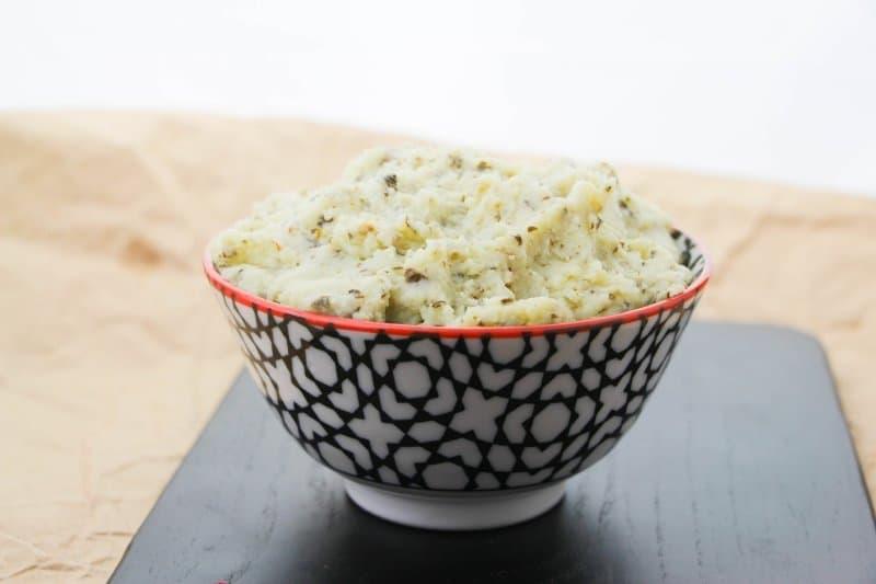 Keto Cauliflower with Pesto Recipe