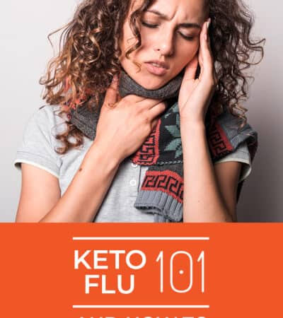 Are you excited about starting the Keto diet, but aren't sure about the Keto flu? Learn how you can avoid keto flu symptoms with these great tips!