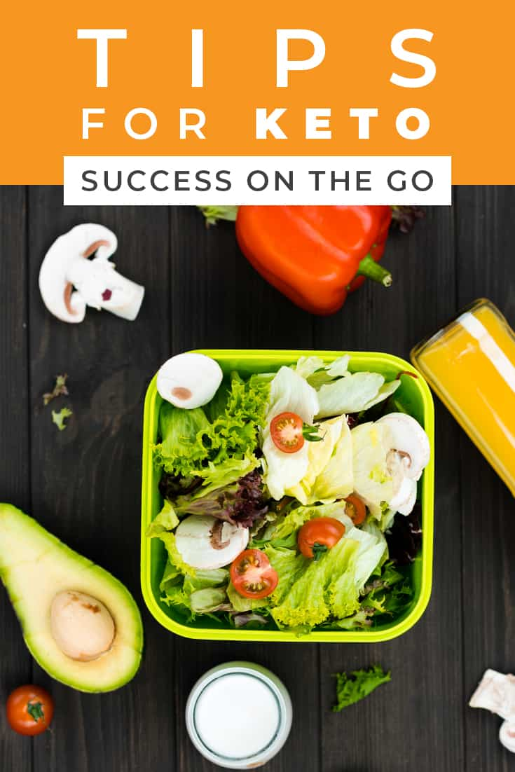 Tips for Keto Success on the Go