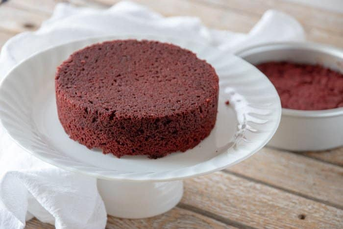 How to MakeSugar Free Red Velvet Cake - Keto Friendly Cake!