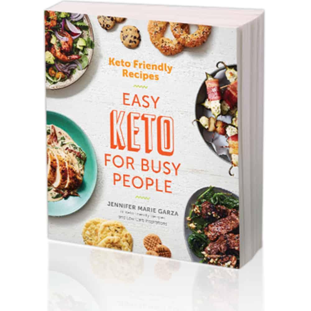 Keto Friendly Recipes: Easy Keto for Busy People