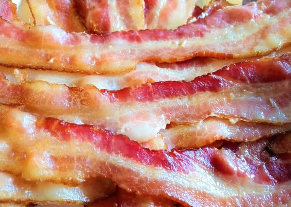 Keto Bacon Pancake Muffins