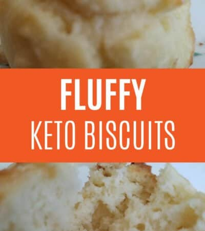 We have an amazing new recipe for fluffy keto biscuits that I know you are going to love from one of our amazing community members of the Low Carb Inspirations Facebook Community. Check it out today!