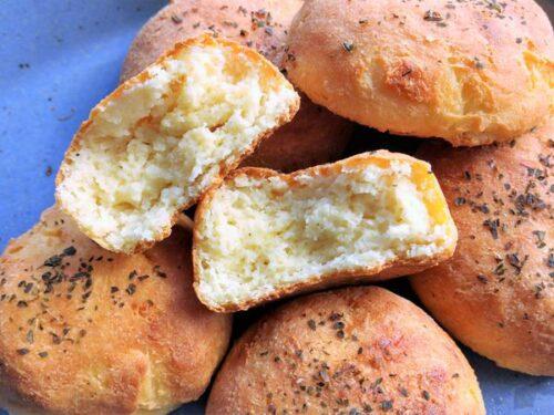 Keto Bagel Bun with Yeast Recipe