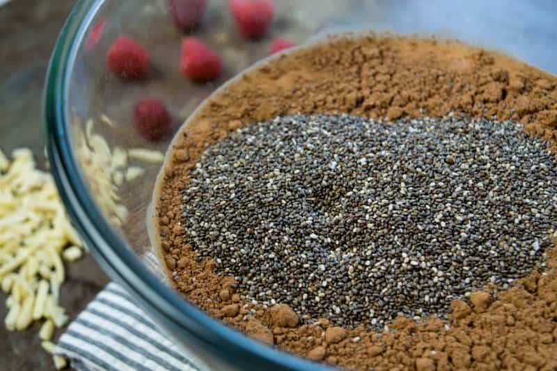 Keto Chocolate Pudding with Chia Seeds Recipe
