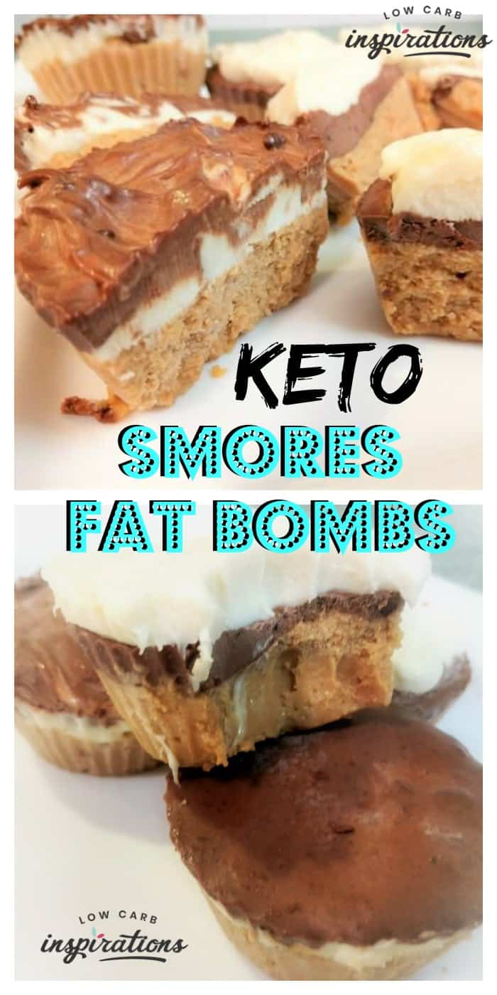 Keto Smores Fat Bomb Recipes