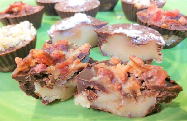 Keto Divine Chocolate Dream Candy Recipe