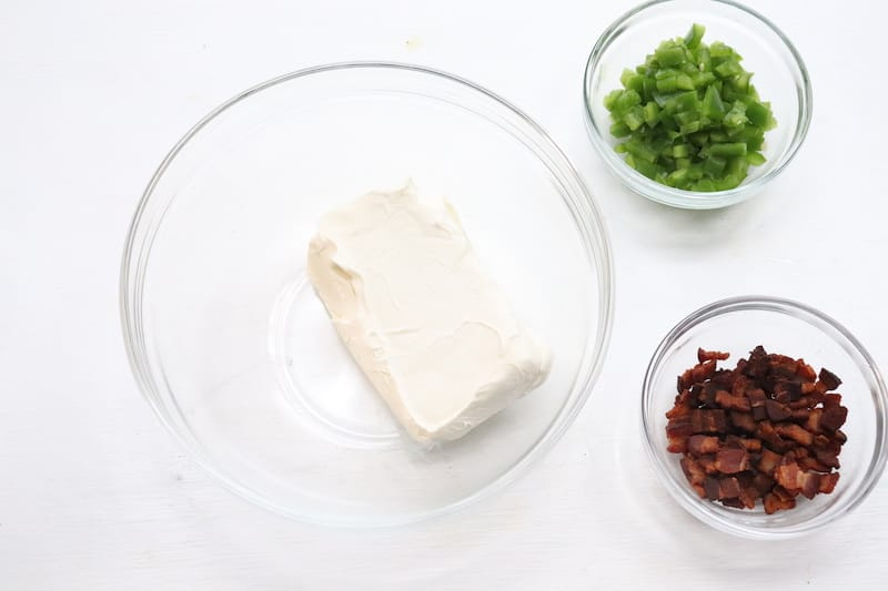 Jalapeno Popper Stuffed Meatloaf Recipe