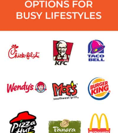 You may think that the keto diet doesn't allow for fast food options, but it does. There are so many keto fast food options. Get the options here!