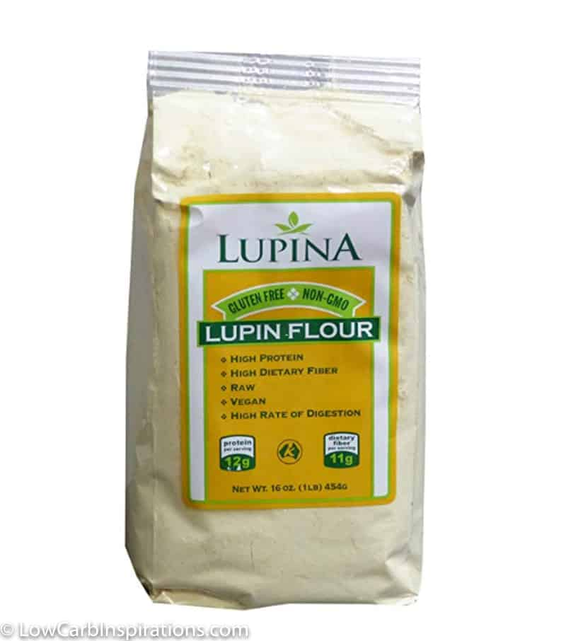 Is lupin flour keto?