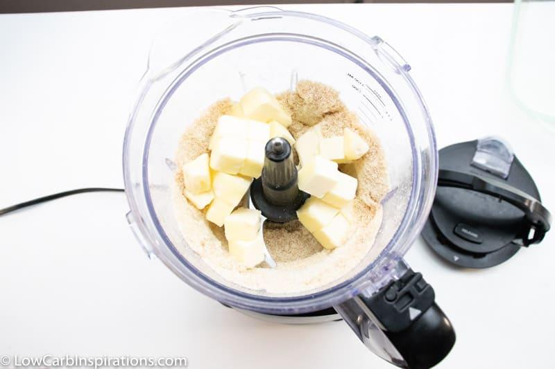 Keto Lemon Bars Recipe