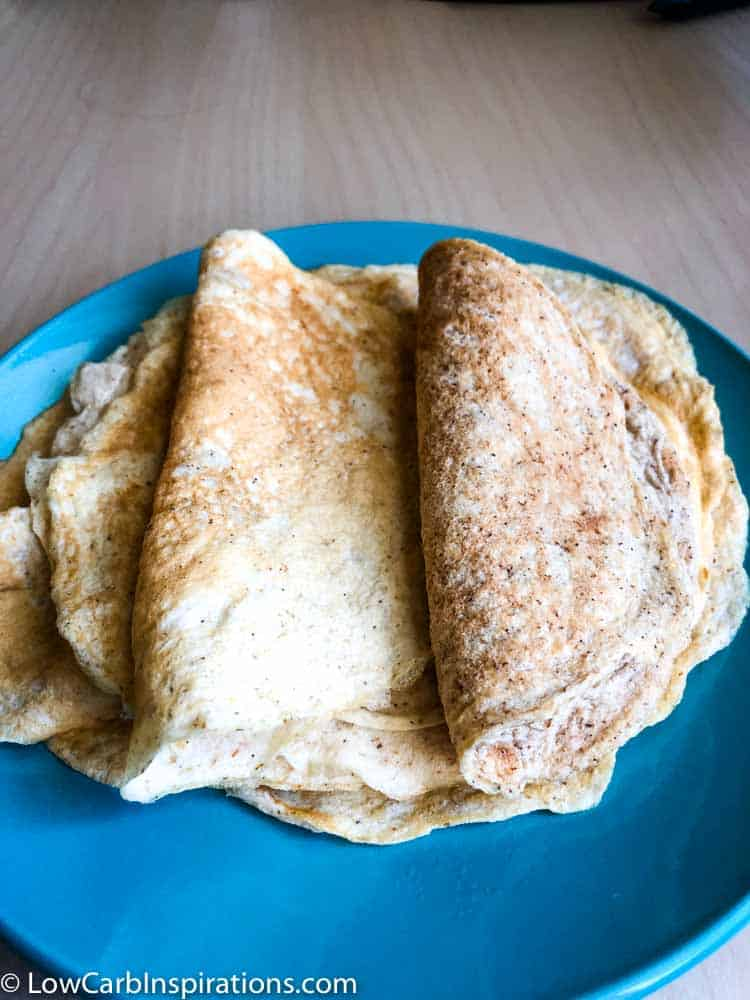 Keto Tortilla Recipe