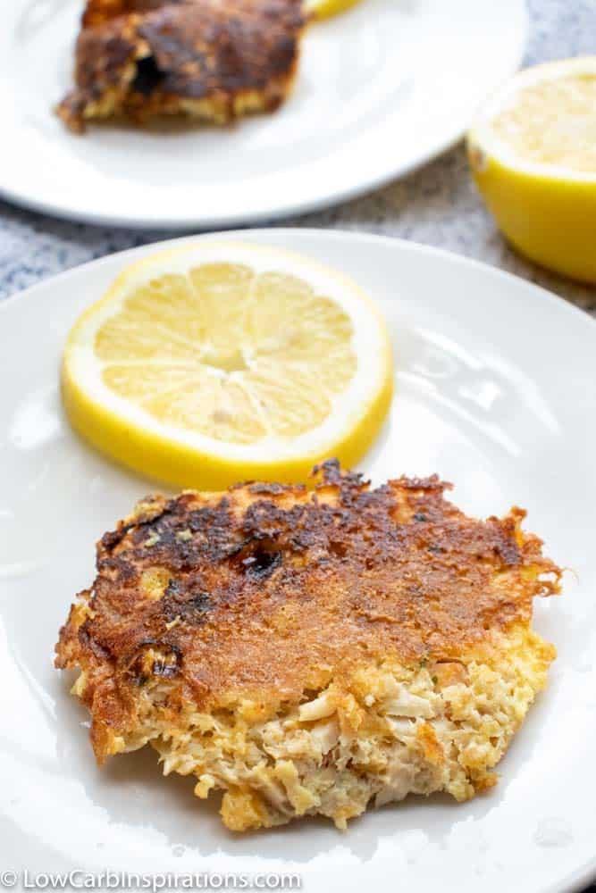 Keto Salmon Patties Recipe