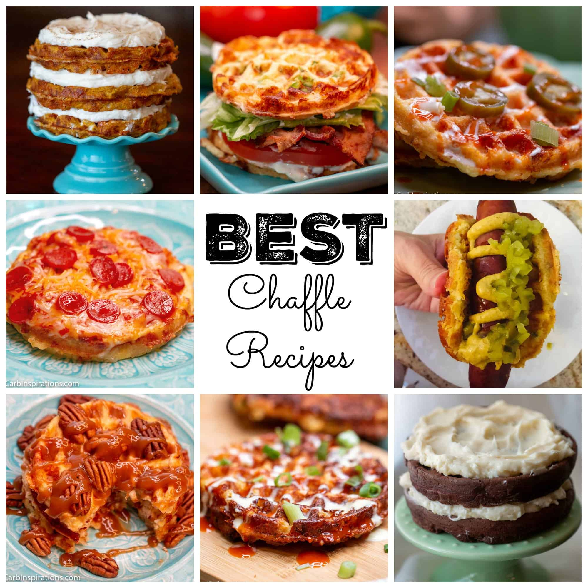 Best Chaffle Recipes