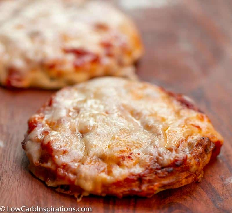Easy Chicken Parmesan Chaffle Recipe