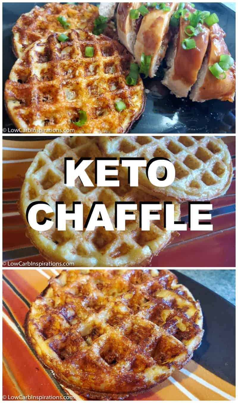 Keto Chaffle Recipe