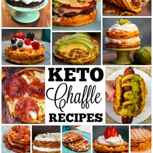 Best Keto Chaffle Recipes