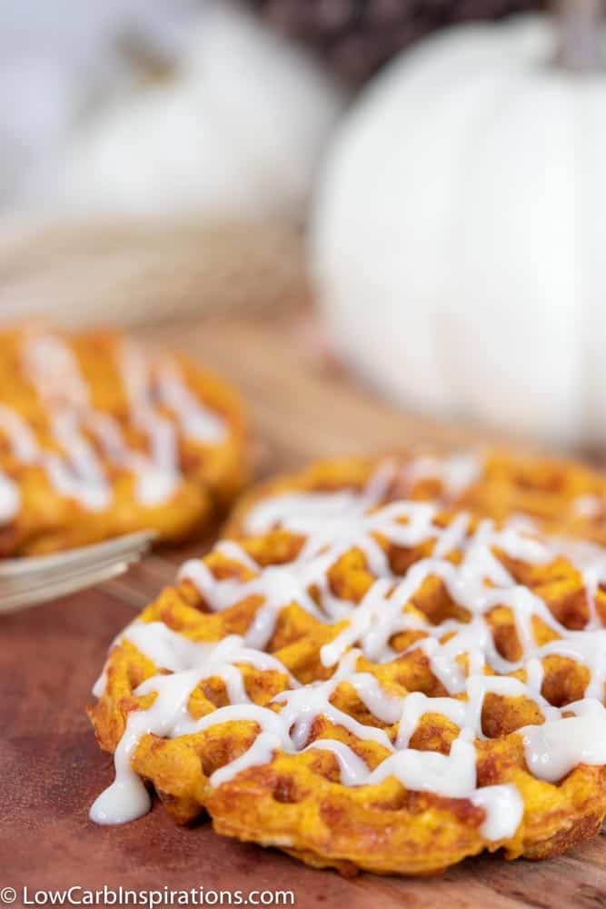 Pumpkin Chaffle Recipe