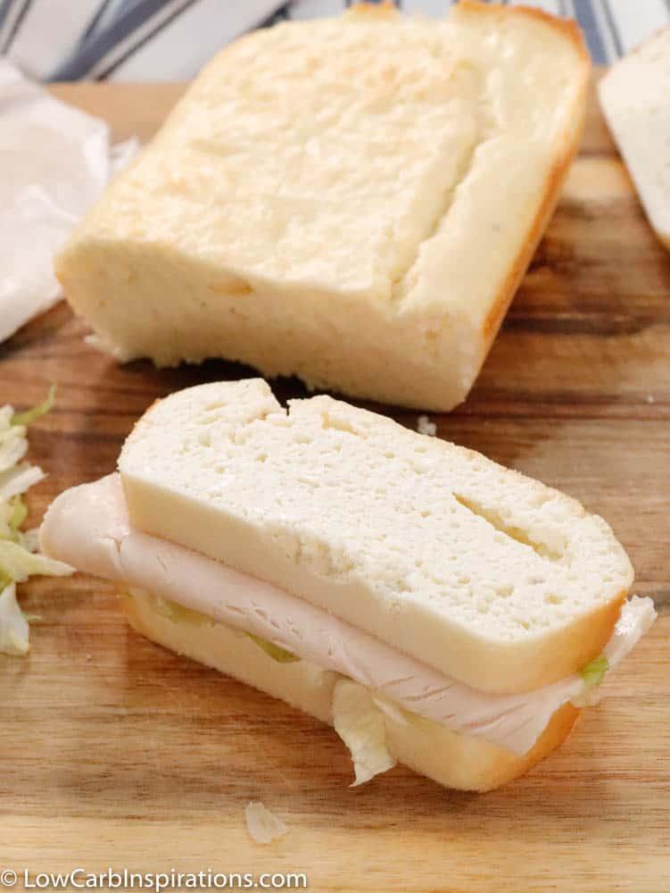 Fluffy Keto Bread Recipe