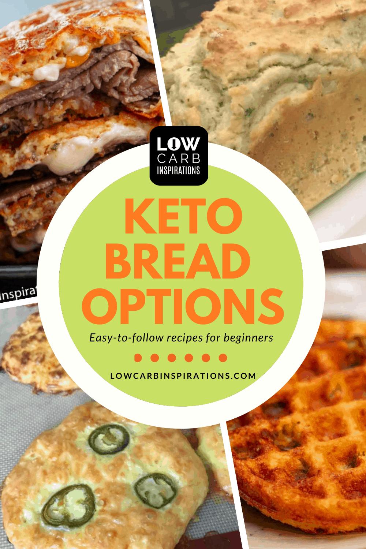 Keto Bread Options