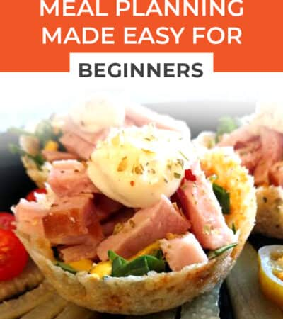 Ketogenic Meal Planning Made Easy for Beginners