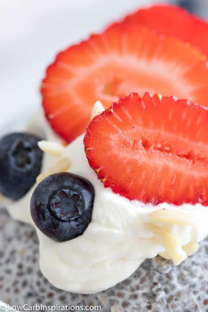 Easy Keto Chia Pudding Recipe