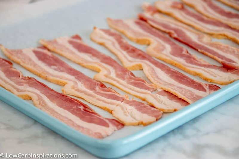 Keto Candied Bacon Recipe
