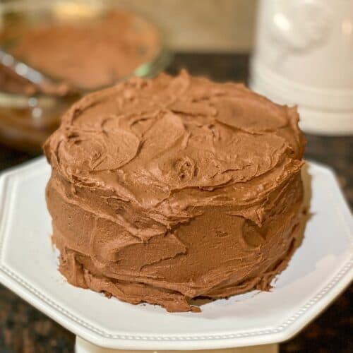 Keto Death by Chocolate Cake Recipe