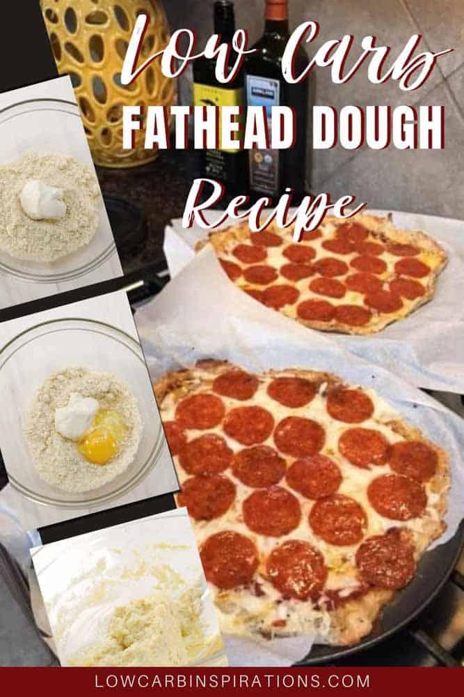 Low Carb Fathead Dough Recipe